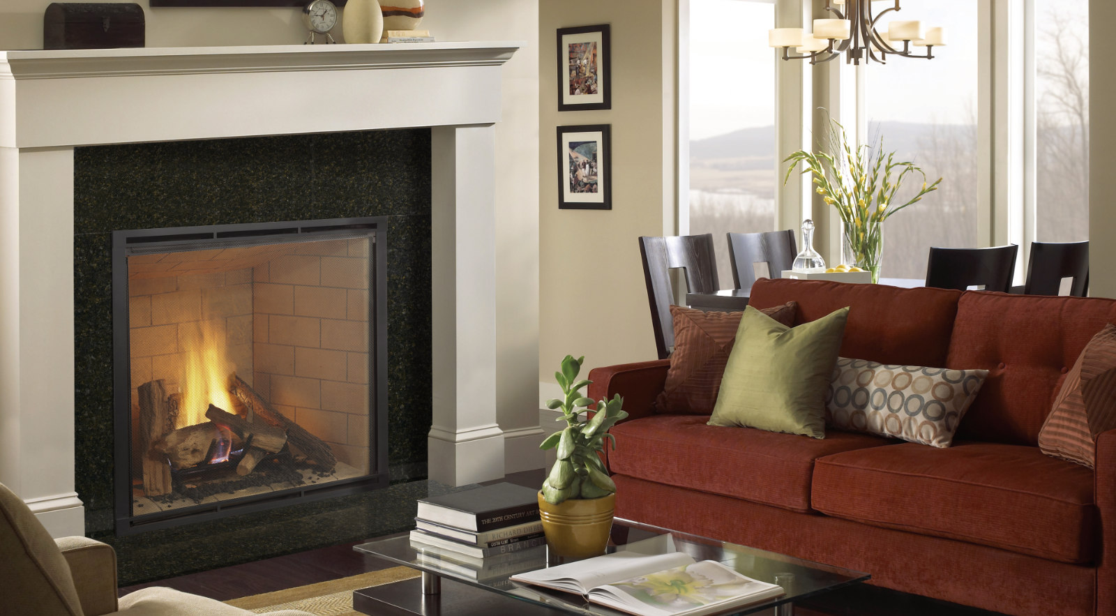 fireplaces m and j insulation